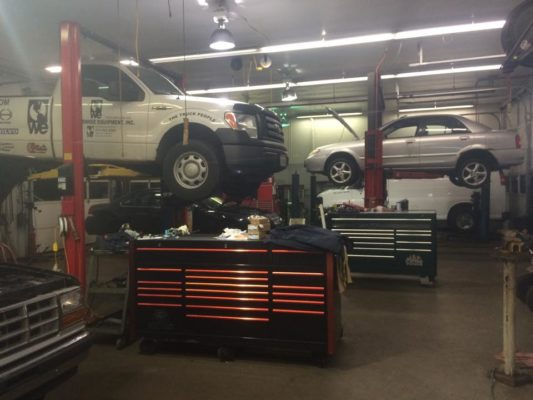homepage-milford-garage